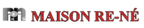 Maison Re-Né Mobile Retina Logo